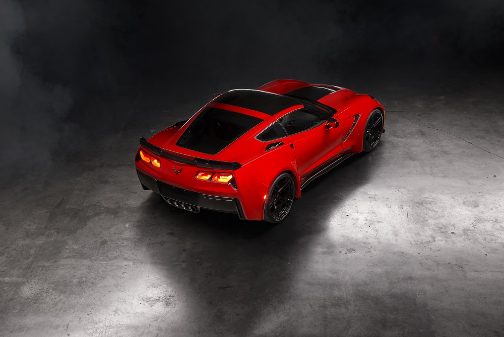 Stance Craft SC7 Widebody Corvette Conversion Kit