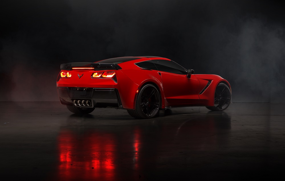 Stance Craft SC7 Widebody Corvette Conversion Kits