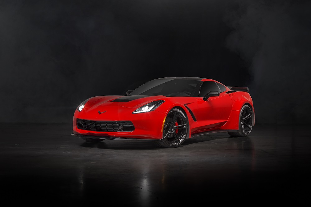 Stance Craft SC7 Widebody Corvette Conversion