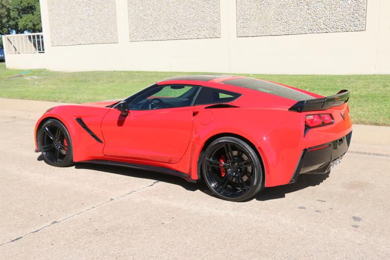 C7 Wide Body Corvette Conversion Service