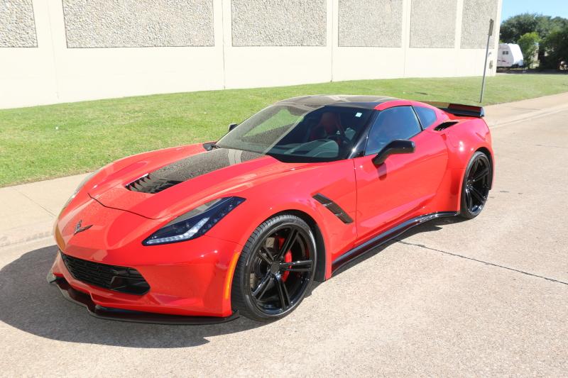 Best Wide Body Corvette Conversion