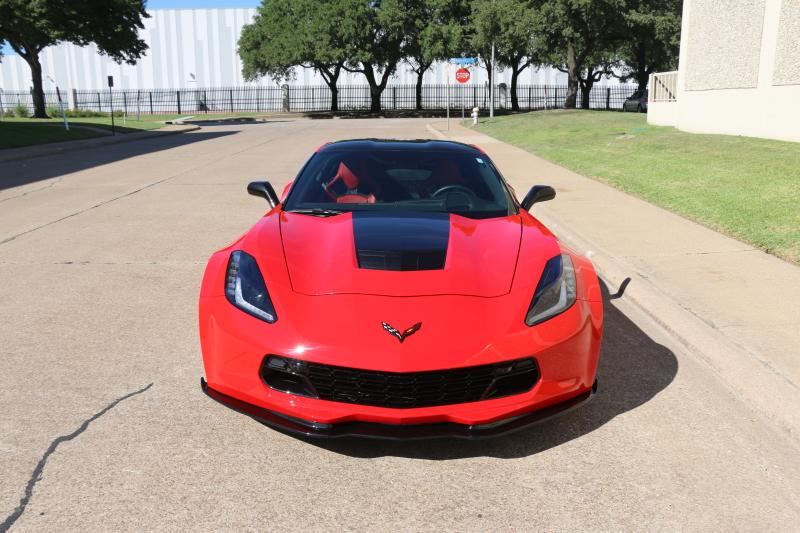 C7 Wide Body Corvette Conversion in Dallas Texas