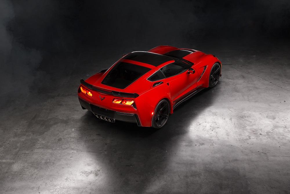Stance Craft SC7 Widebody Corvette Conversion Kit