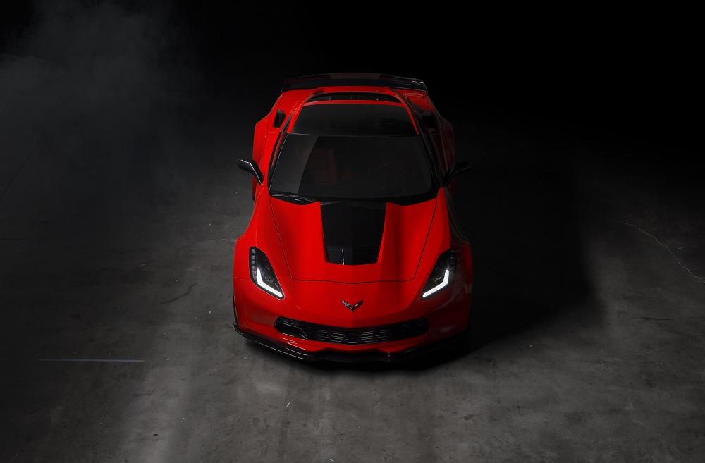 Wide Body Corvette Conversion Kit