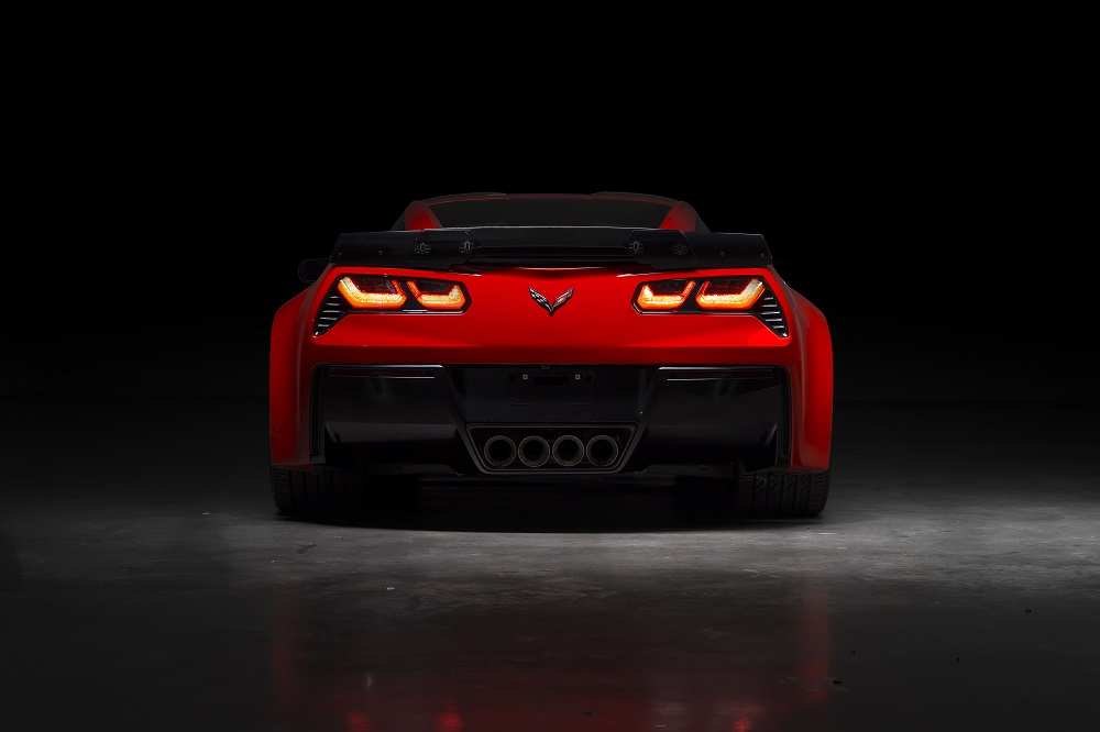 Wide Body Corvette Conversion Kits