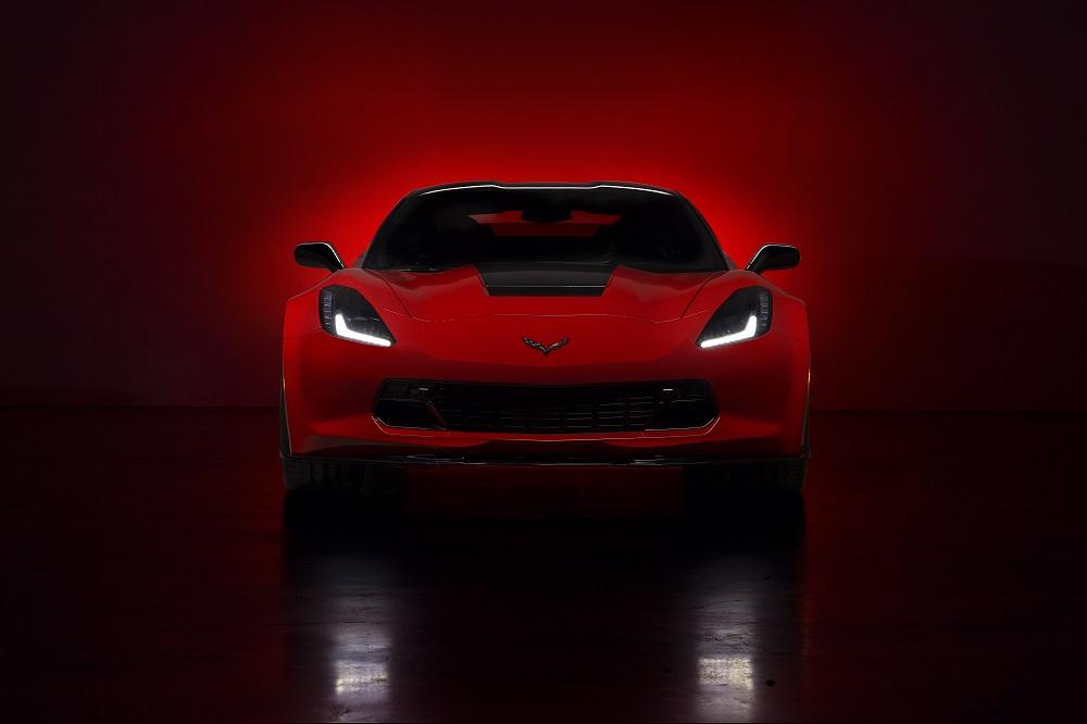 Wide Body Corvette Conversion