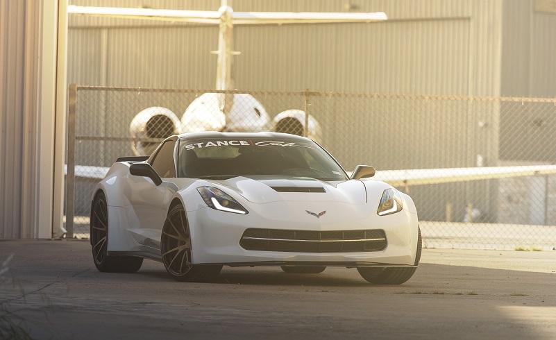 Wide Body Corvette Conversions